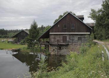 Dengtiltis Watermill