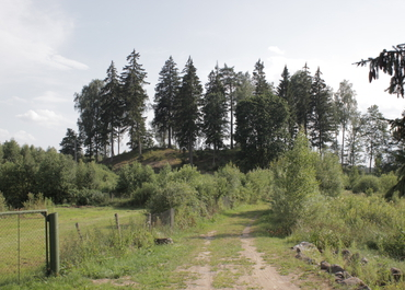 Vainagiai Mound