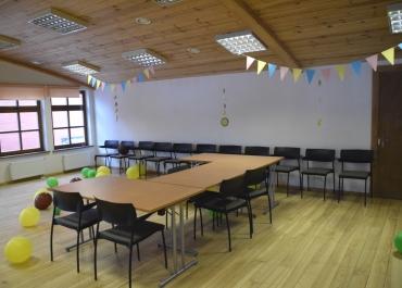 Event Hall on Stud Farm