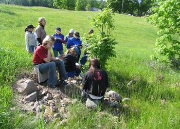 """Edukacinė programa ,,Natūralių pievų augalai"""""""