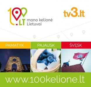 LT100: MANO KELIONĖ LIETUVAI