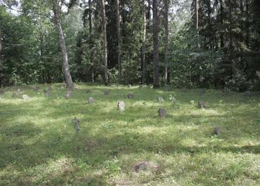 Badauskų karių kapinės