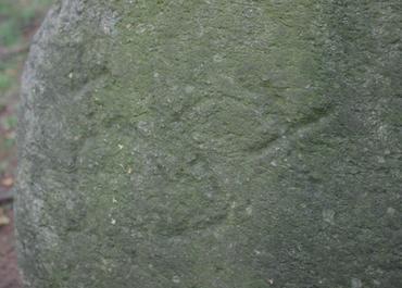 Badauskų akmuo su ženklais
