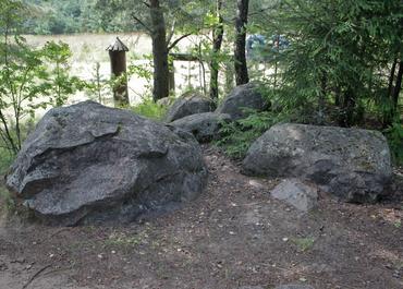 Akmenų kalnelis