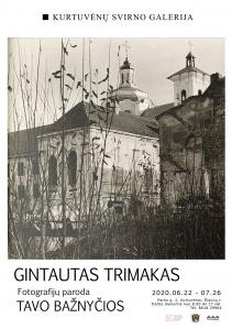 G. Trimako fotografijų paroda