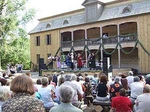 Tytuvėnų vasaros muzikos festivalis rugpjūčio 2 dieną