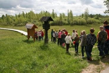 Kviečiame dalyvauti išvykoje į Varnių ir Salantų regioninius parkus